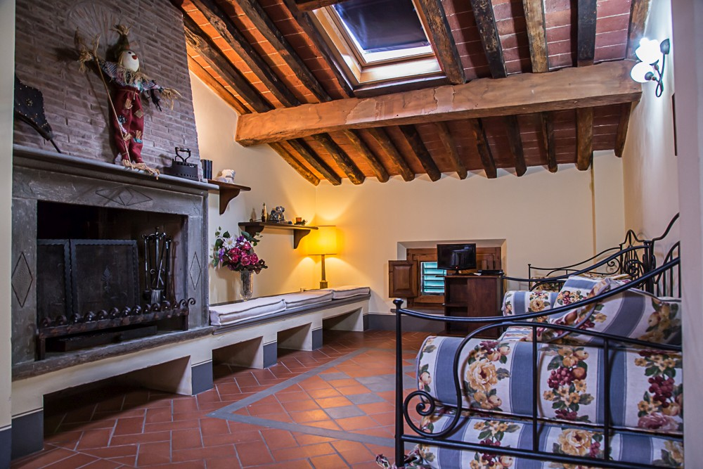 Holiday apartment for rent in Tuscany