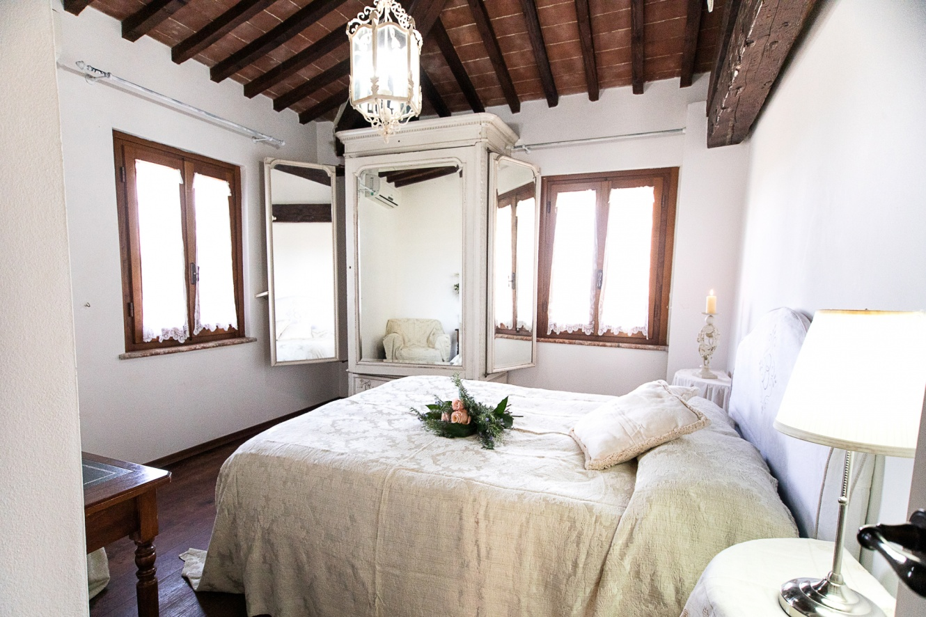 Accommodation for couples in Tuscany