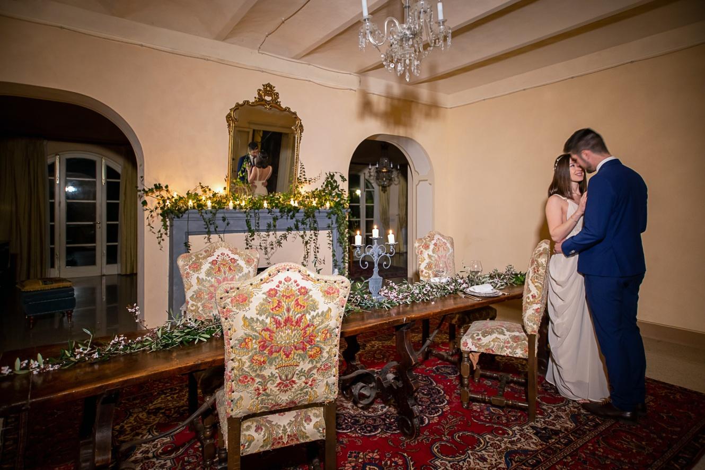 Villa for luxury destination weddings in Tuscany