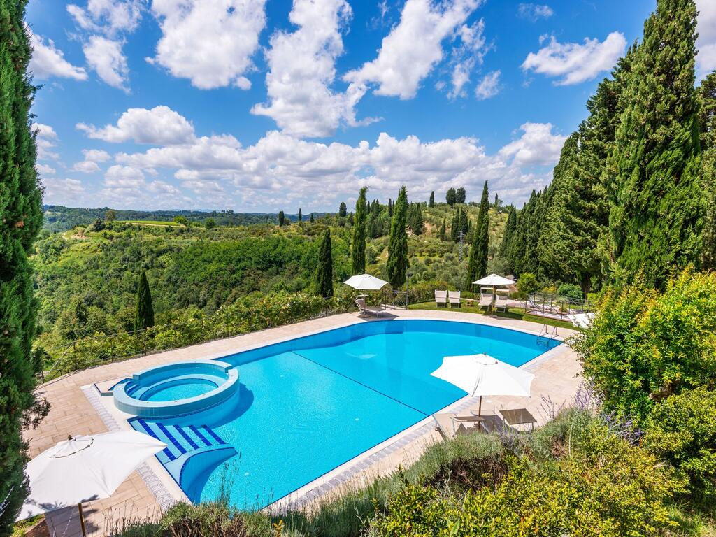 Accommodation in Tuscany with private pool for your holiday retreat