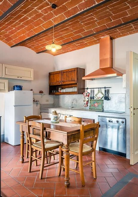 holiday apartment in holiday house Tuscany