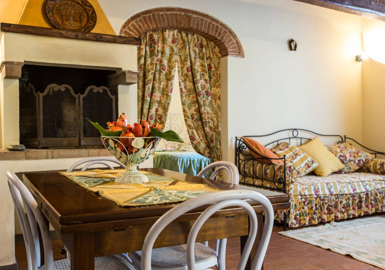 holiday home to rent in tuscan countryside