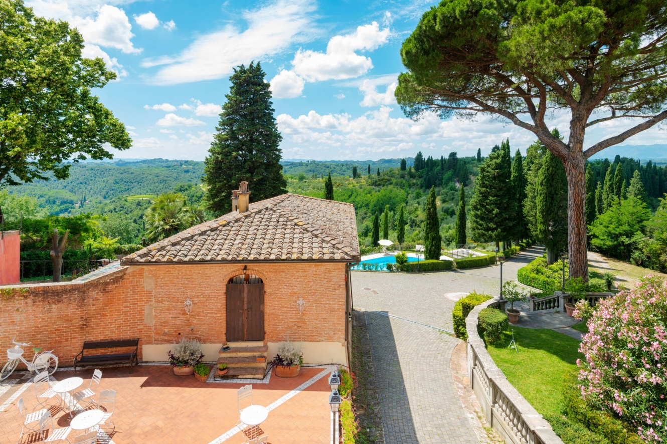 Accomodation for families in Tuscany