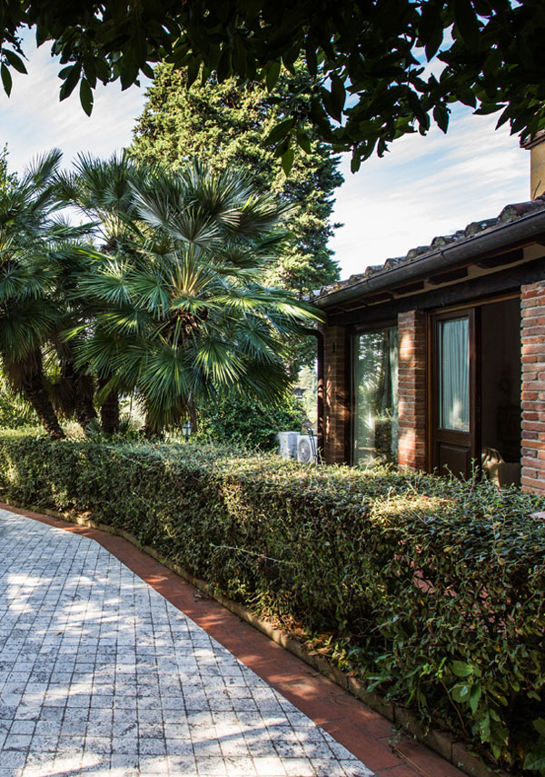 holidays in Tuscany, apartments surrounded by nature