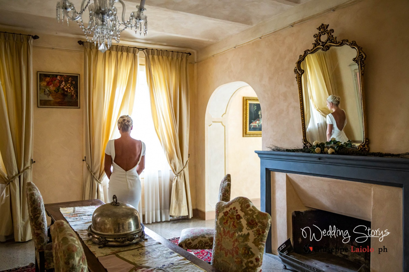 Luxurious venue to get married in Tuscany