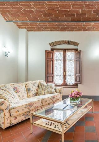 holiday apartment viling area, Tuscany