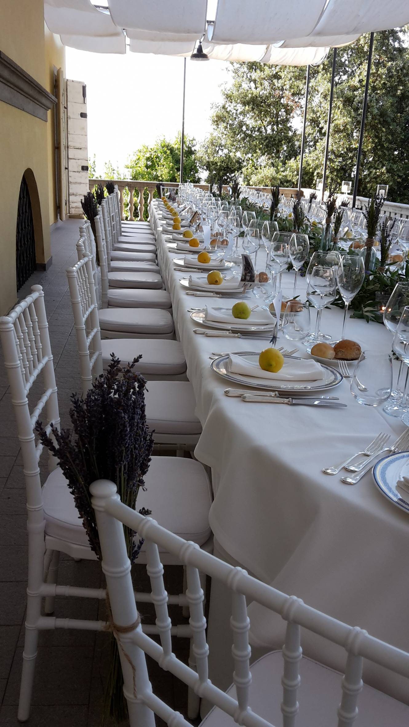 Location in Tuscany for events