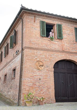 private apartment for holidays in Tuscany
