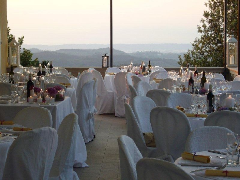 Villa in Tuscany for weddings